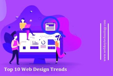 Top 10 Web Design and Development Trends for 2020