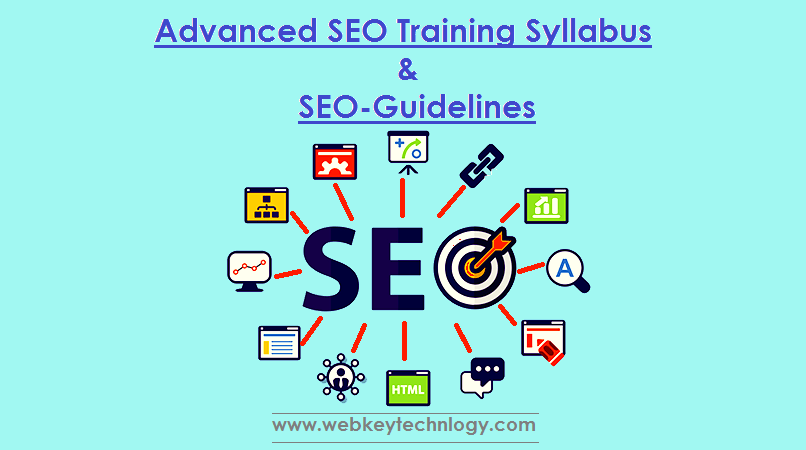 Advance SEO Training and guidelines, Download SEO Syllabus, Advance SEO Training pdf, SEO Training guidelines