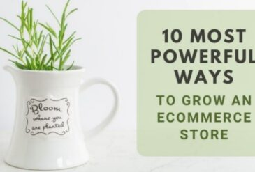 10 Most Powerful Ways to Grow an eCommerce Store